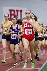 Mile, Sill, Boston U<br /> BU Terrier Indoor track meet