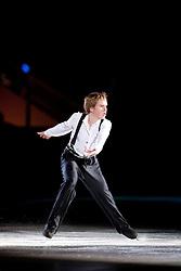 13.11.2010, Eishalle Liebenau, AUT, Icechallenge 2010, im Bild Tomas Kennes (NDL) bei der Icegala, EXPA Pictures © 2010, PhotoCredit: EXPA/ Erwin Scheriau