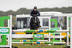 Van Den Bruel Marie, BEL, Pacienda Drum vh Juxschot<br /> Nationaal Tornooi LRV Ponies<br /> Zonnebeke 2019<br /> © Hippo Foto - Dirk Caremans<br />  29/09/2019