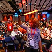 Cardinal Health RBC 2016 Opening Session ushers. Photo by Alabastro Photography.