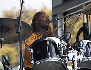 Southern Avenue perform at Doheny Blues Festival on May 19, 2019 in Dana Point, California (Photo: Charlie Steffens/Gnarlyfotos)