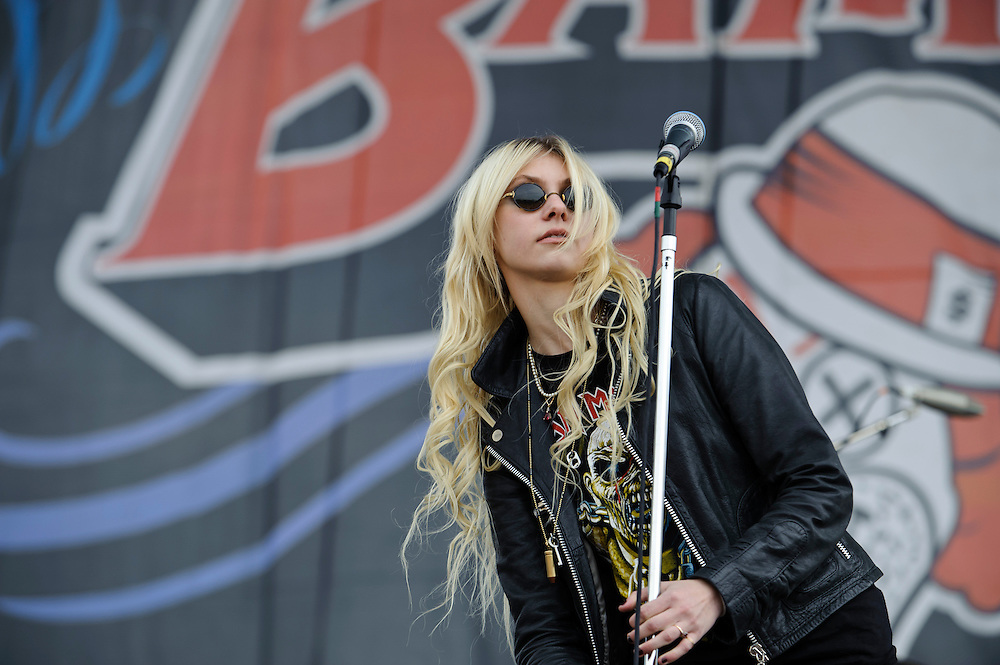 The Pretty Reckless performing at The Bamboozle in East Rutherford, New Jersey. May 2, 2010. Copyright © 2010 Matt Eisman. All Rights Reserved.