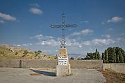 Gibellina: in memoria delle vittime del terremoto del 68.<br /> Gibellina: in memory of the victims of the earthquake of 1968