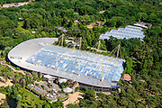 Nederland, Gelderland, Arnhem, 09-06-2016; particuliere dierentuin Burgers' Zoo.<br /> Private zoo Burgers' Zoo.<br /> <br /> luchtfoto (toeslag op standard tarieven);<br /> aerial photo (additional fee required);<br /> copyright foto/photo Siebe Swart