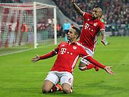 Bayern Munich v Arsenal 150217