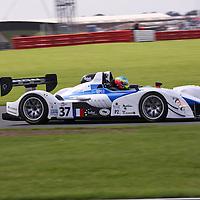 #37 WR LMP 2008 - WR/Salini (Drivers - Stéphane Salini, Philippe Salini and Tristan Gommendy) LMP2, Le Mans Series Silverstone 1000KM 2008