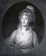 Frederica Sophia Wilhelmina (1747-1820), Princess of Prussia, wife of William V.