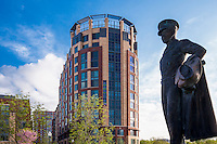 Architectural Image of Alexandria VA Post Carlyle Square Apartments by Jeffrey Sauers of Commercial Photographics