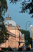 Deutschland, Germany,Baden-Wuerttemberg.Schwarzwald.Baden-Baden, ehemaliger Bahnhof (Festspielhaus).Black Forest, Baden-Baden, former station (festival hall)...