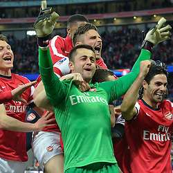 Wigan v Arsenal | FA Cup | 12 April 2014