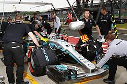 July 15, 2017 - Silverstone, Great Britain - Motorsports: FIA Formula One World Championship 2017, Grand Prix of Great Britain, ..#77 Valtteri Bottas (FIN, Mercedes AMG Petronas F1 Team) (Credit Image: © Hoch Zwei via ZUMA Wire)