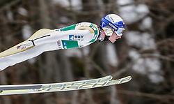04.02.2017, Heini Klopfer Skiflugschanze, Oberstdorf, GER, FIS Weltcup Ski Sprung, Oberstdorf, Skifliegen, im Bild Gregor Schlierenzauer (AUT) // Gregor Schlierenzaue of Austria during mens FIS Ski Flying World Cup at the Heini Klopfer Skiflugschanze in Oberstdorf, Germany on 2017/02/04. EXPA Pictures © 2017, PhotoCredit: EXPA/ Peter Rinderer