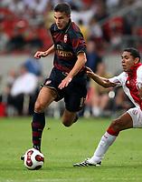 Photo: Maarten Straetemans.<br /> Arsenal v Ajax. LG Amsterdam Tournament. 04/08/2007.<br /> Van Persie (Arsenal)