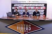 20151028 Conferenza stampa Caja Virtus Roma