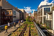 USA-New York City-High Line Park