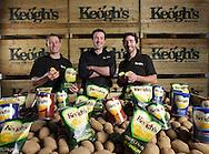 Keogh's Crisps Pic:Marc O'Sullivan