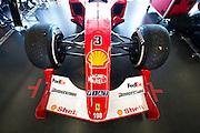December 3-4, 2016: Ferrari Finali Mondiali, F1 car detail,