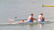 1988 Seoul. Korea GBR M2+ Bow Andy HOLMES, Steve REDGRAVE and cox Pat SWEENEY. 1988 Summer Olympic Games [Mandatory Credit - Guy Hebblewhite/Intersport Images] 1988 Seoul Olympic Games. South Korea