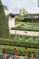 France, Burgundy region. Sens cathedral