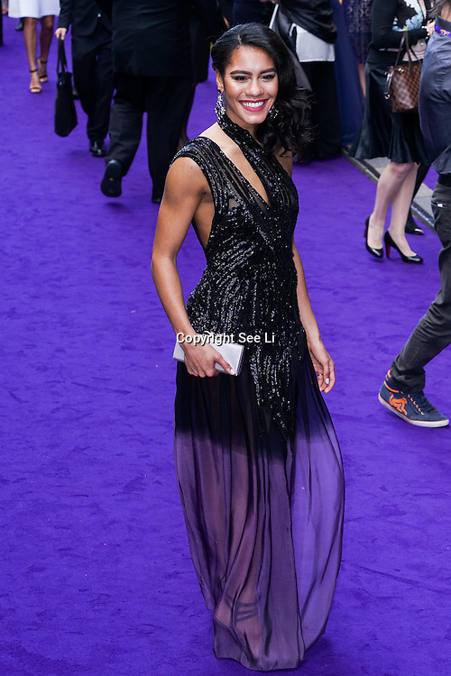 London,England,UK : 15 June 2016 : Preeya Kalidas attend the Disney's Aladdin Opening Night at the Prince Edward Theatre on Old Compton Street, Soho, London. Photo by See Li