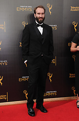 Eric Demeusy bei den Creative Arts Emmy Awards in Los Angeles / 100916<br /> <br /> <br /> *** at the Creative Arts Emmy Awards in Los Angeles on September 10, 2016 ***