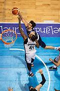 Luca Vitali<br /> Pallacanestro Cantu' - Basket Leonessa Brescia<br /> Basket Serie A LBA 2018/2019<br /> Desio 07 April 2019<br /> Foto Mattia Ozbot / Ciamillo-Castoria