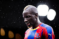 LONDON, ENGLAND - OCTOBER 06: Mamadou Sakho of Crystal Palace looks disappointed  after the Premier League match between Crystal Palace and Wolverhampton Wanderers at Selhurst Park on October 6, 2018 in London, United Kingdom. (Photo by Sebastian Frej/MB Media/Getty Images)