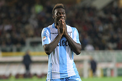 April 29, 2018 - Turin, Piedmont, Italy - Felipe Caicedo (SS Lazio) disappointed during the Serie A football match between Torino FC and SS Lazio at Olympic Grande Torino Stadium on April 29, 2018 in Turin, Italy..Final results is 0-1. (Credit Image: © Massimiliano Ferraro/NurPhoto via ZUMA Press)