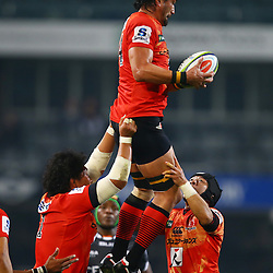 DURBAN, SOUTH AFRICA - JULY 15: Hitoshi Ono of the Sunwolves during the Super Rugby match between the Cell C Sharks and Sunwolves at Growthpoint Kings Park on July 15, 2016 in Durban, South Africa. (Photo by Steve Haag/Gallo Images)