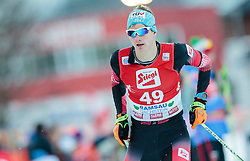20.12.2015, Nordische Arena, Ramsau, AUT, FIS Weltcup Nordische Kombination, Langlauf, im Bild Harald Lemmerer (AUT) // Harald Lemmerer of Austria during Cross Country Competition of FIS Nordic Combined World Cup, at the Nordic Arena in Ramsau, Austria on 2015/12/20. EXPA Pictures © 2015, PhotoCredit: EXPA/ JFK
