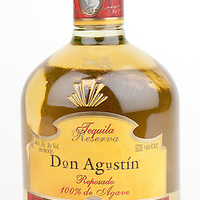 Don Agustin reposado -- Image originally appeared in the Tequila Matchmaker: http://tequilamatchmaker.com