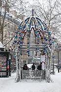 Paris subway PR544A