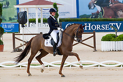 Julia de Ridder - Comtessa<br /> European Championships Dressage Junior and Young Riders 2014<br /> © DigiShots