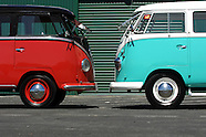 VW Bus Photo Shoot 2008