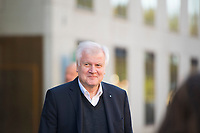 DEU, Deutschland, Germany, Berlin, 30.10.2017: CSU-Parteichef Horst Seehofer vor den Sondierungsgesprächen zwischen CDU/CSU, FDP und Bündnis 90/Die Grünen in der Deutschen Parlamentarischen Gesellschaft.