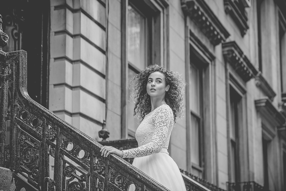 New York Bride Shoot