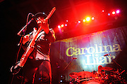 Carolina Liar performing in support of David Cook and Gavin DeGraw at the Pageant in St. Louis on October 11, 2011. © Todd Owyoung.