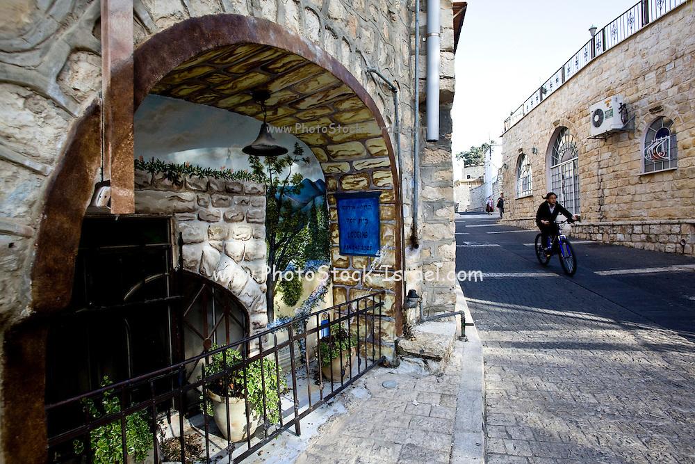 Israel, Upper Galilee, Safed