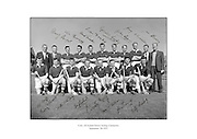 Cork, All Ireland Senior Hurling Champions.<br />