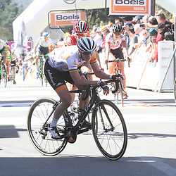 20-04-2016: Wielrennen: Waalse Pijl vrouwen: Huy  <br /> HUY (BEL) cycling The Fleche Walone is the last springrace in the Womens Worldtour.