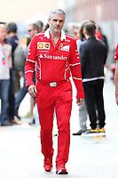 Monaco - Formula 1 - Gran Premio di Monaco di Formula 1 - Nella foto: Maurizio Arrivabene