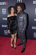 VUE Cinema, Hilversum. Nederlandse premiere van Oceans 8. Op de foto: Omri Tindal