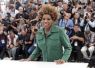 """Cannes,24.05.2012: MACY GRAY.at """"The Paperboy""""  photocall, 65th Cannes International Film Festival..Mandatory Credit Photos: ©Traverso-Photofile/NEWSPIX INTERNATIONAL..**ALL FEES PAYABLE TO: """"NEWSPIX INTERNATIONAL""""**..PHOTO CREDIT MANDATORY!!: NEWSPIX INTERNATIONAL(Failure to credit will incur a surcharge of 100% of reproduction fees)..IMMEDIATE CONFIRMATION OF USAGE REQUIRED:.Newspix International, 31 Chinnery Hill, Bishop's Stortford, ENGLAND CM23 3PS.Tel:+441279 324672  ; Fax: +441279656877.Mobile:  0777568 1153.e-mail: info@newspixinternational.co.uk"""