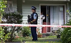 Woodville - Police still at homicide scene