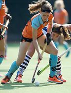 GRONINGEN - Hoofdklasse dames.<br /> Groningen v HDM<br /> Foto: Anne van Erp.<br /> WORLDSPORTPICS COPYRIGHT FRANK UIJLENBROEK