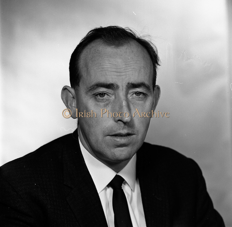 16/09/1968<br /> 09/16/1968<br /> 16 September 1968<br /> Piggybank Grocers at Lensmen studio. Pictured is M.A. Dowling, Crumlin Cross.