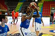 moss<br /> pregame<br /> Germani Basket Brescia - Openjobmetis Varese<br /> Legabasket Serie A 2017/18  gara 1<br /> Verona, 12/05/2018<br /> Foto G.Checchi / Ciamillo-Castoria
