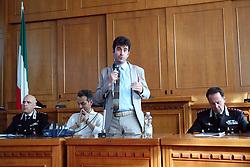 DARIO MANTOVANI<br /> INCONTRO CARABINIERI MOLINELLA SULLA SICUREZZA