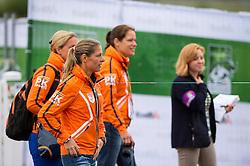 Adelinde Cornelissen - Individual Test Grade IV Para Dressage - Alltech FEI World Equestrian Games™ 2014 - Normandy, France.<br /> © Hippo Foto Team - Jon Stroud <br /> 25/06/14
