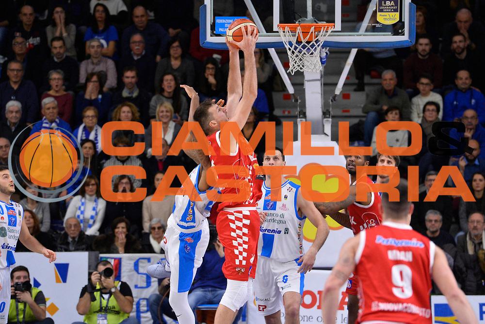 SASSARI 16 DICEMBRE 2017<br /> Banco di Sardegna Dinamo Sassari - The Flexx Pistoia<br /> LegaBasket LBA PosteMobile 2017/2018<br /> NELLA FOTO Daniele Magro<br /> FOTO CIAMILLO - Luigi Canu